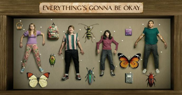 Freeform的两季喜剧《一切安好》宣布被砍,不会续订第三季-美剧品鉴社
