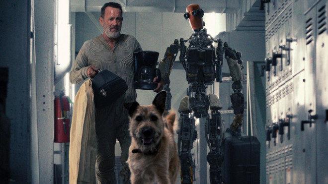 汤姆·汉克斯主演的科幻电影《芬奇》将于11月5日在Apple TV+上首次亮相-美剧品鉴社