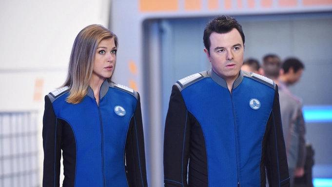 《奥维尔号》终于要飞向第三季了!Hulu的剧本部门主管表示已经看到第三季的剪辑版本-美剧品鉴社