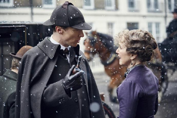 据BBC报道,《神探夏洛克》房东哈德森太太演员尤娜·斯塔布斯今日去世-美剧品鉴社